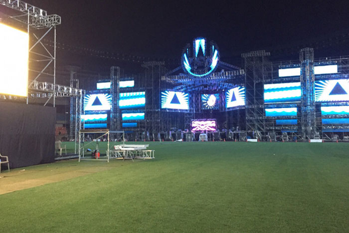 Ultra Music Festival Korea 2015