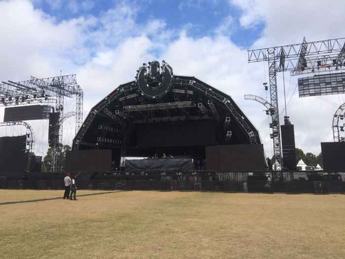 Ultra Music Festival South Africa 2015