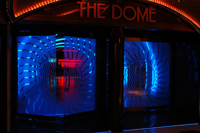 The Dome Princess Cruise Lines
