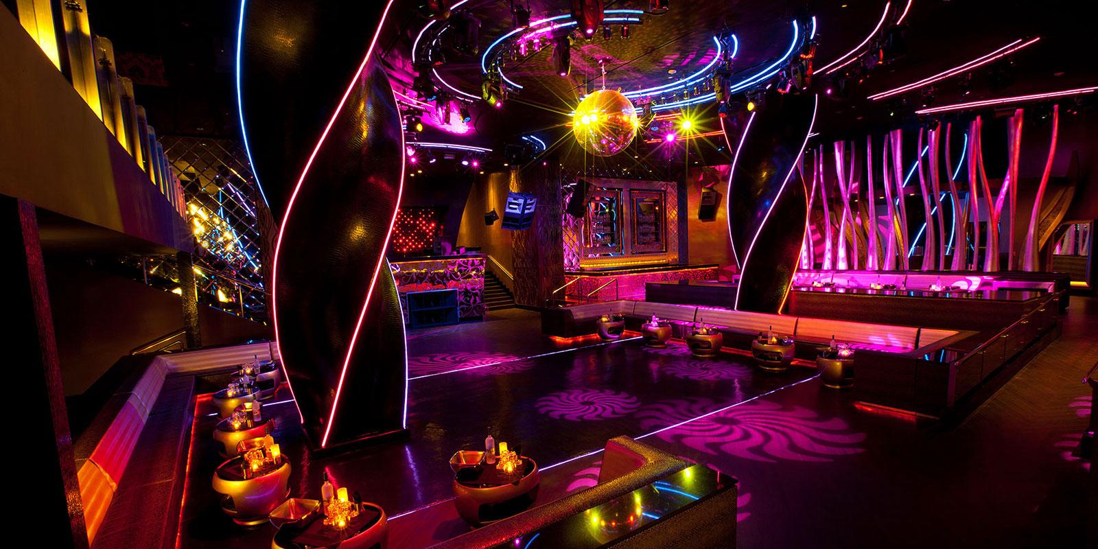 фото роскошных клубов
